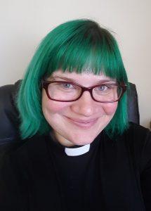 Pastor Megan Filer